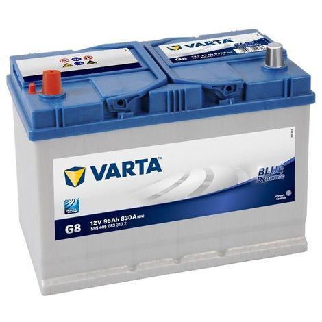 Batterie Varta Blue Dynamic G8 12v 95ah 830A 595 405 083