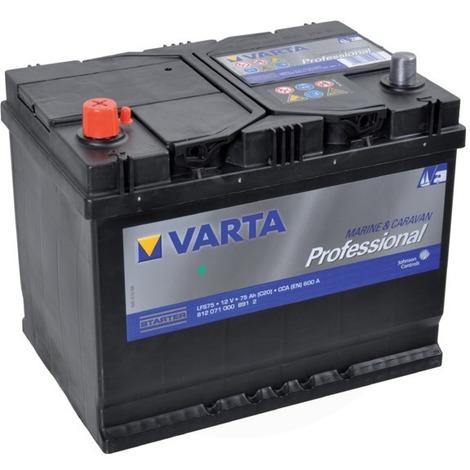 Batterie Varta Professional LFS 75 - 12V 75Ah 420A