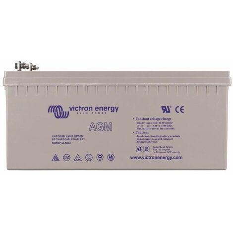 BATTERIE VICTRON ENERGY AGM DEEP CYCLE 12V 240Ah