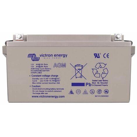 BATTERIE VICTRON ENERGY AGM DEEP CYCLE 12V 66Ah