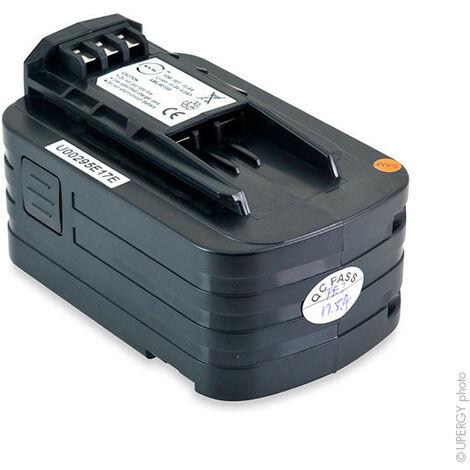 Batterie visseuse, perceuse, perforateur, ... 10.8V 4Ah - 495479 ; 498338