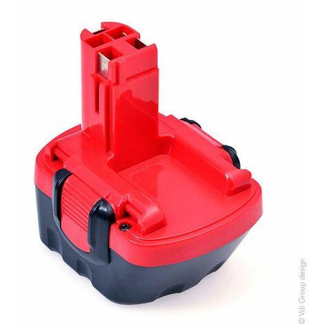 Batterie visseuse, perceuse, perforateur, ... 12V 3Ah - 2607335442 ; 10150 ; 1701 ; 2607335