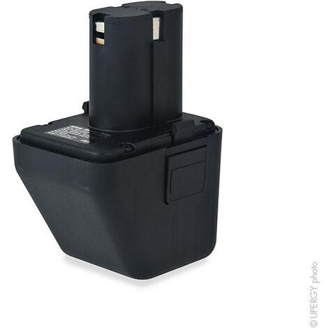 Batterie visseuse, perceuse, perforateur, ... 12V 3Ah - AMN8642 ; 070291510 ; 7251017 ; PA6