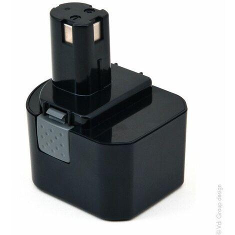 Batterie visseuse, perceuse, perforateur, ... 12V 3Ah - B-1220F ; B1220F ; BPP1217 ; 140065