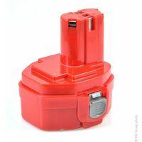 Batterie visseuse, perceuse, perforateur, ... 14.4V 1.5Ah - 1420 ; 1422 ; 192600-1 ; AMN900