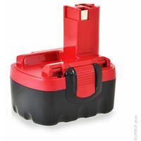 Batterie visseuse, perceuse, perforateur, ... 14.4V 2.1Ah - 2607335685 ; 2607335686 ; BAT03