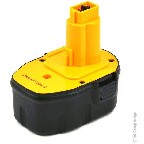 Batterie visseuse, perceuse, perforateur, ... 14.4V 3Ah - 700900420 ; 700905430 ; DC9091 ;