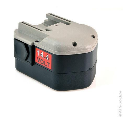 Batterie visseuse, perceuse, perforateur, ... 14.4V 3Ah - B14.4 ; BF14.4 ; BX14.4 ; BXL14.4