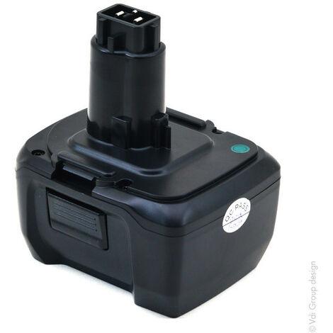 Batterie visseuse, perceuse, perforateur, ... 14.4V 3Ah - DE9140 ; DE9141