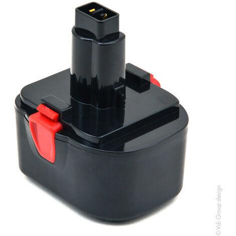 Batterie visseuse, perceuse, perforateur, ... 14.4V 3Ah - LNC1401