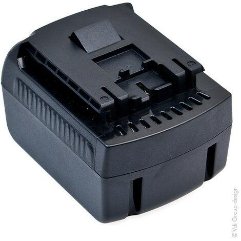 Batterie visseuse, perceuse, perforateur, ... 14.4V 4Ah - 2607336551 ; 0700916432 ; 0700916