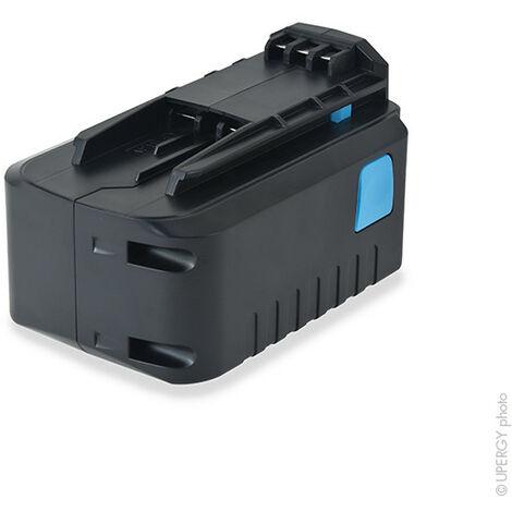 Batterie visseuse, perceuse, perforateur, ... 14.4V 4Ah - 494832 ; 498341 ; BPC15 ; BPC15LI