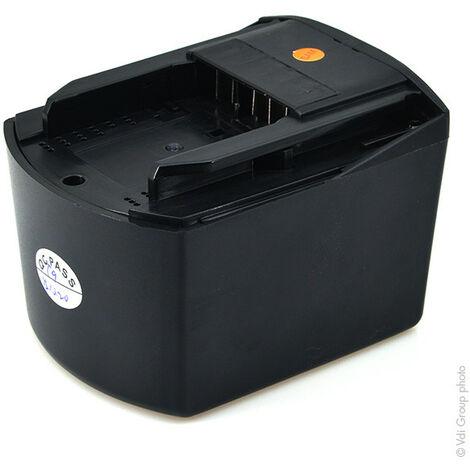 Batterie visseuse, perceuse, perforateur, ... 14.4V 4Ah - B14/3.3 ; B 14/3.3 ; 429788 ; B14