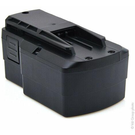 Batterie visseuse, perceuse, perforateur, ... 15.6V 3Ah - 491710 ; 491823 ; AMN9050