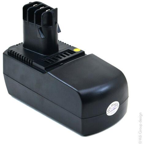 Batterie visseuse, perceuse, perforateur, ... 18V 3Ah - 6.25484 ; 6.2548400 ; 625484 ; D726