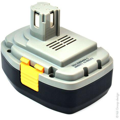 Batterie visseuse, perceuse, perforateur, ... 18V 3Ah - EY9251 ; EY9251B