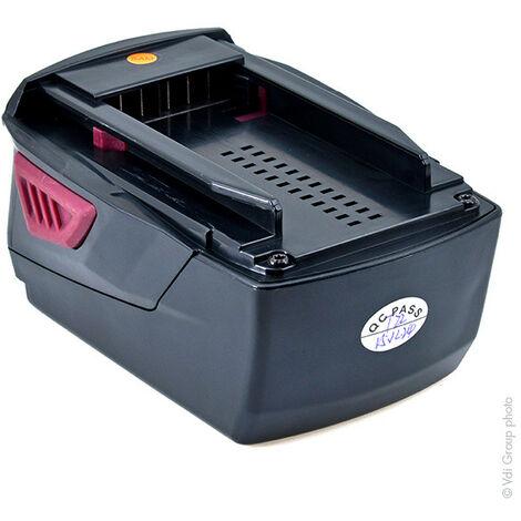 Batterie visseuse, perceuse, perforateur, ... 21.6V 4Ah - 2007431 ; B18 ; B22 ; B22/3.3