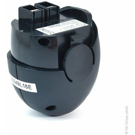 Batterie visseuse, perceuse, perforateur, ... 4.8V 2.1Ah - 07001502 ; 0700950013 ; 6.2727 ;