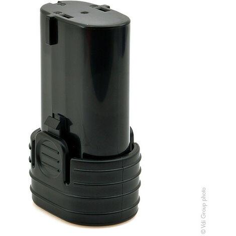 Batterie visseuse, perceuse, perforateur, ... 7.2V 2Ah - 194355-4 ; 1943554 ; 194356-2 ; 19