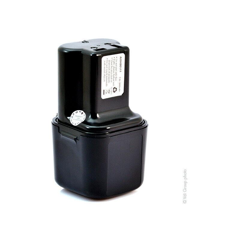 Nx ™ - NX - Batterie visseuse, perceuse, perforateur, ... 7.2V 2Ah - AMN8635 ; 341774 ; B2 ; BC-2