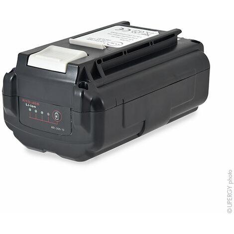 Batterie visseuse, perceuse, perforateur, ... compatible Ryobi 36V 3Ah - BPL3626 ; BPL3640