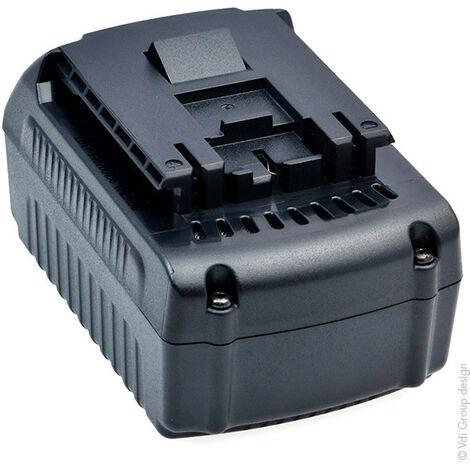Batterie visseuse, perceuse, perforateur, ... grande autonomie avec cellules Samsung 18V 4A