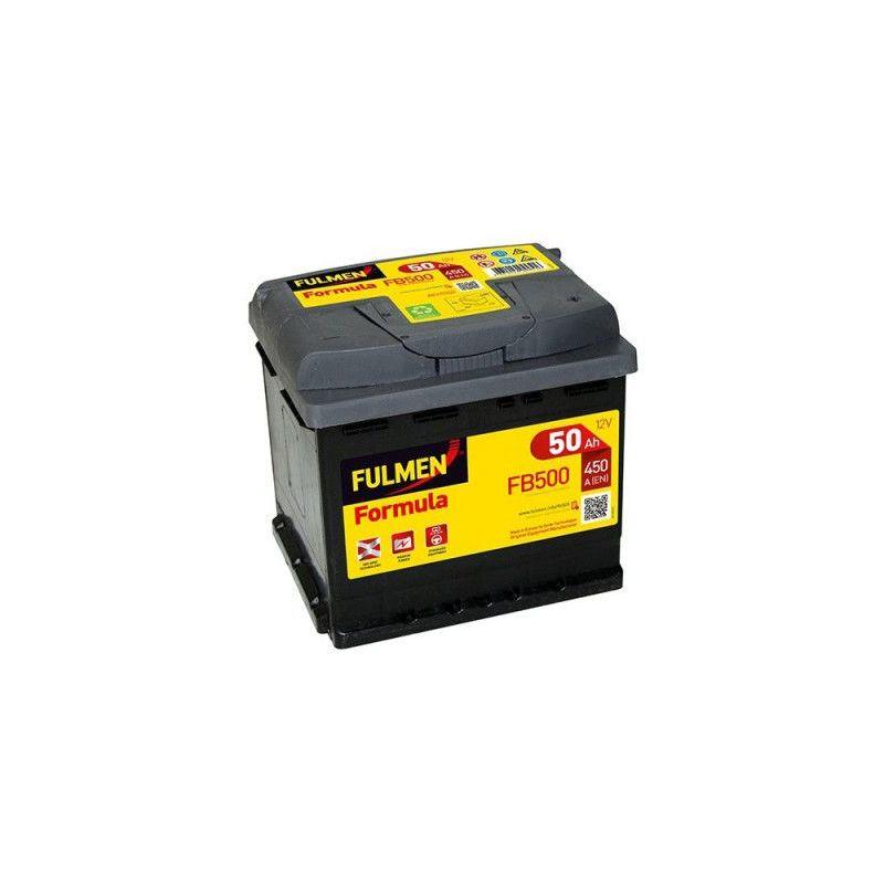 Batterie Formula FB500 12v 50AH 450A - Fulmen