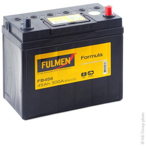 Batterie voiture FULMEN Formula FB456 12V 45Ah 330A