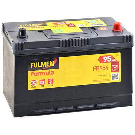 Batterie voiture FULMEN Formula FB954 12V 95Ah 720A