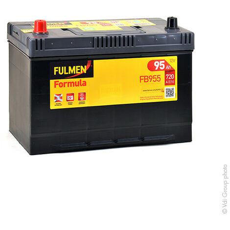 Batterie voiture FULMEN Formula FB955 12V 95Ah 720A