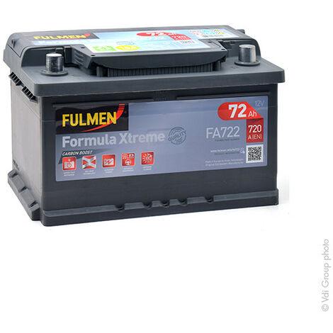 Batterie voiture FULMEN Formula Xtreme FA722 12V 72Ah 720A