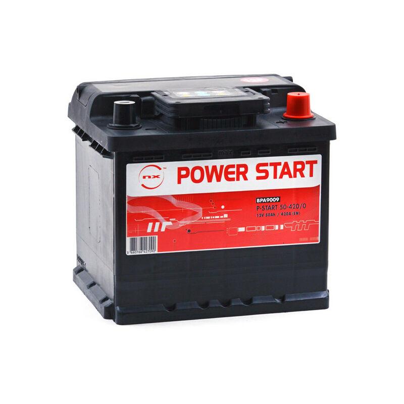 Nx ™ - NX - Batterie voiture NX Power Start 50-420/0 12V 50Ah
