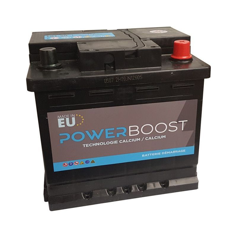 Batterie Voiture Powerboost L01 12v 50ah 440A