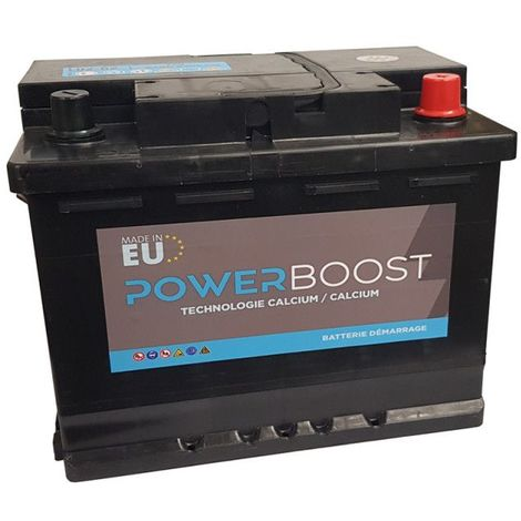 """main image of """"Batterie Voiture Powerboost L02 12v 62ah 520A"""""""