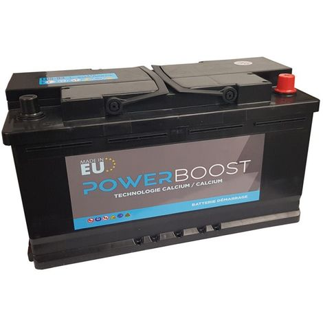 Batterie Voiture Powerboost L05 12v 93ah 700A