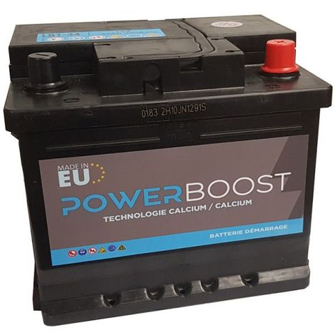 """main image of """"Batterie Voiture Powerboost LB1 12v 44ah 390A"""""""