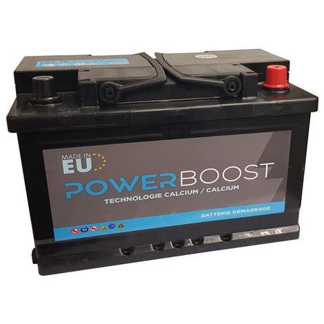 Batterie Voiture Powerboost LB3 12v 70ah 670A