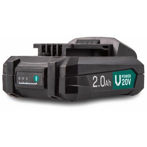 Ah Wc Papier.Batterie Vpower 20v Li Ion 2 0ah Cd801aa