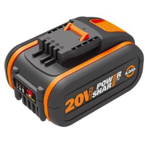 Batterie Worx ?WA3553' 20 V 4 Ah
