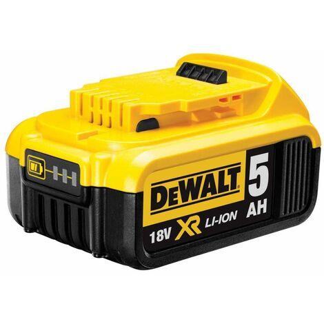 Batterie XR 18V 5Ah Li-Ion DEWALT - DCB184-XJ