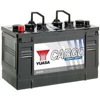 Batterie YUASA Cargo 644HD 12v 96AH 620A