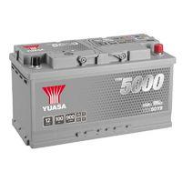 Batterie Yuasa Silver YBX5019 12v 100ah 900A Hautes performances