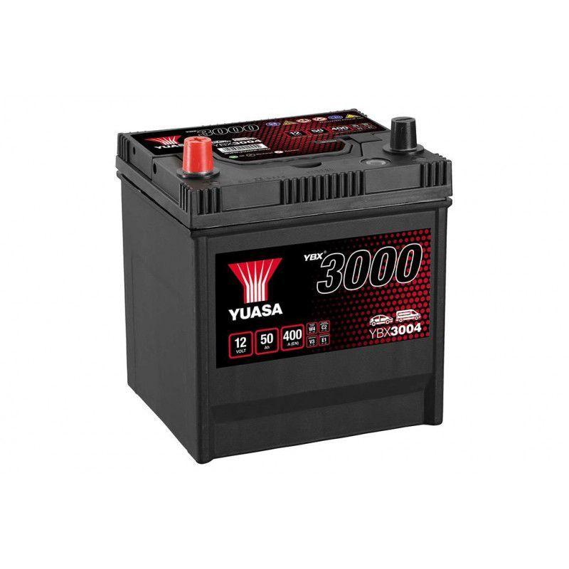 Batterie Yuasa SMF YBX3004 12V 50ah 400A