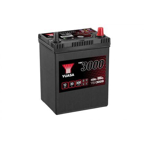 Batterie Yuasa SMF YBX3009 12V 30ah 300A