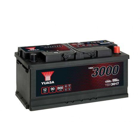 Batterie Yuasa SMF YBX3017 12V 90ah 800A