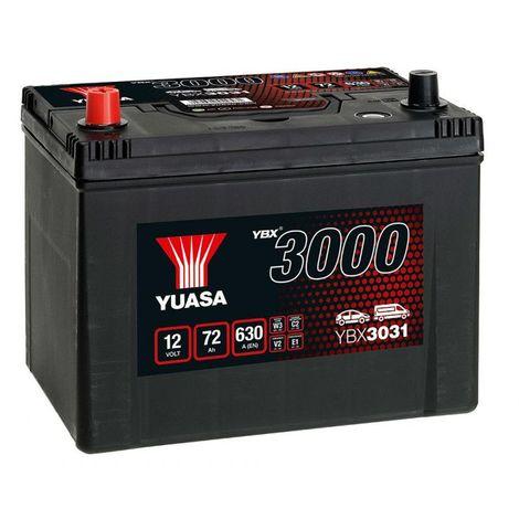 Batterie Yuasa SMF YBX3031 12V 72ah 630A