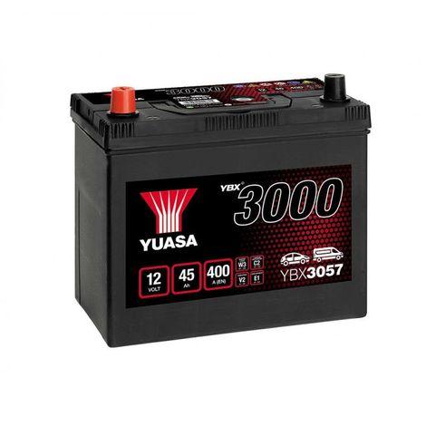 Batterie Yuasa SMF YBX3057 12V 45ah 400A