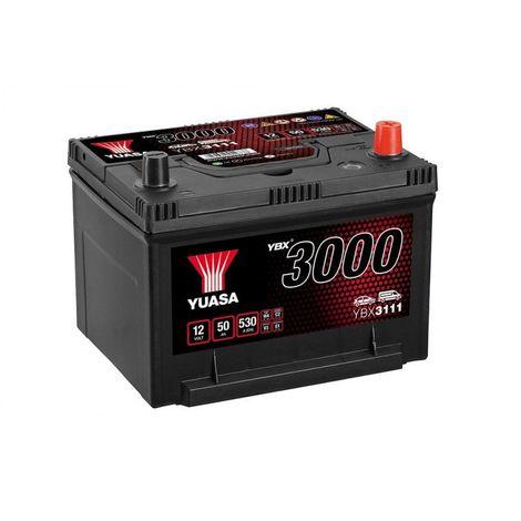 Batterie Yuasa SMF YBX3111 12V 50ah 530A