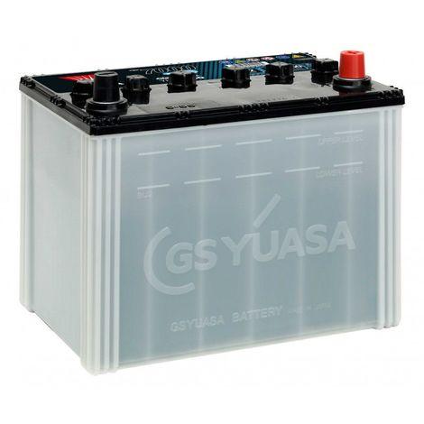 Batterie YUASA YBX7030 EFB 12V 80AH 760A