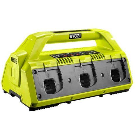 Battery charger 6 ports RYOBI 18V Lithium-ion RC18627